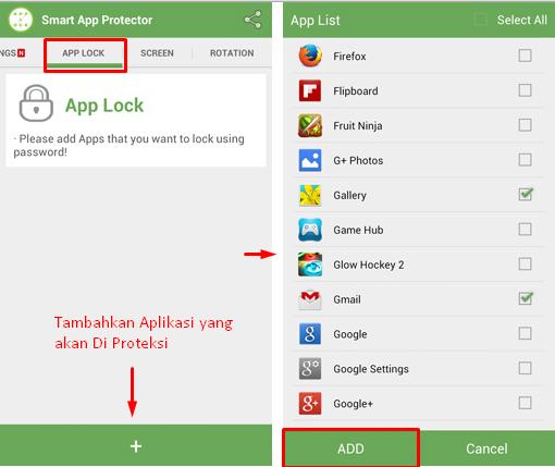 Cara Proteksi aplikasi Android