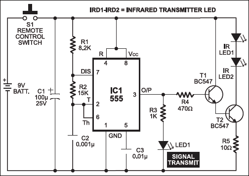 hobby circuit diagrams – readingrat, Wiring circuit
