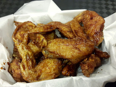 4 Fingers Crispy Chickens Wings Singapore