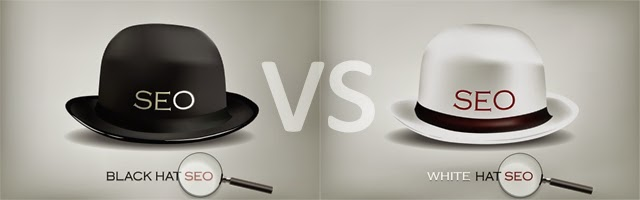 black hat seo e white hat seo