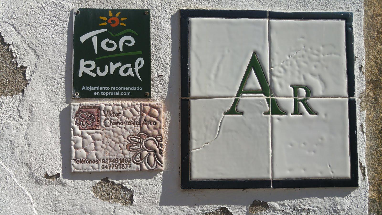 AMIGOS DE SOS ICTUS. APARTAMENTOS DE TURISMO RURAL