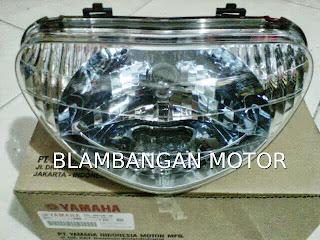 Reflektor atau lampu depan Yamaha Mio Sporty