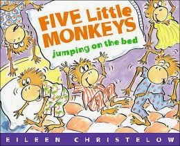 http://www.barnesandnoble.com/w/five-little-monkeys-jumping-on-the-bed-eileen-christelow/1100465944?ean=9780395557013