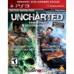 UNCHARTED Greatest Hits Dual Pack PS3