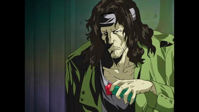 Ninja Slayer - Episódio 05