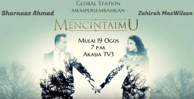Drama Akasia TV3 Terbaru Gantikan Syurga Nur