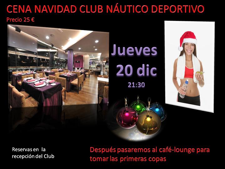 Club n utico zaragoza cena de navidad - Club nautico zaragoza ...