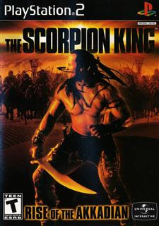 The Scorpion King   PS2