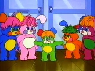Abertura do desenho animado Pooples exibido pela TV brasileira nos anos 90.