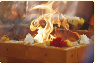 Thila Homam or Tilahomam Vedic Ritual for Pithru Dosha Remedy