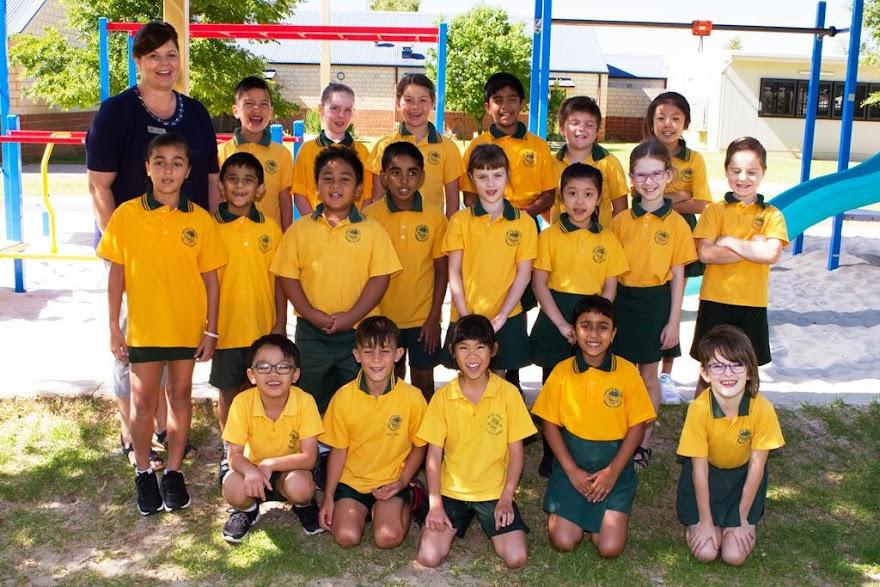 Aussie Day Class Photo