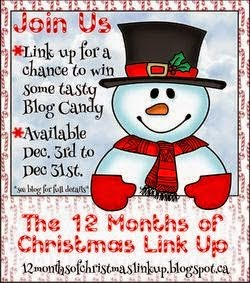 The 12 Months of Christmas Blog Candy
