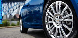chevrolet cruze car 2013 tyres/wheels - صور اطارات سيارة شيفروليه كروز 2013