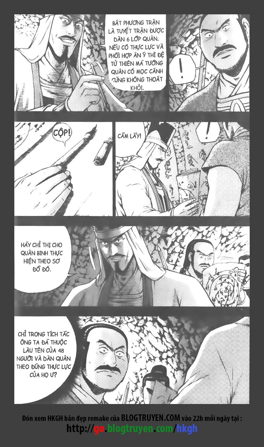 Hiệp Khách Giang Hồ chap 316 page 10 - IZTruyenTranh.com