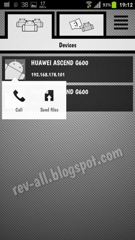 menu wi-fi talkie lite - berkomunikasi pesan, telepon dan kirim file atau dokumen via wifi (rev-all.blogspot.com)