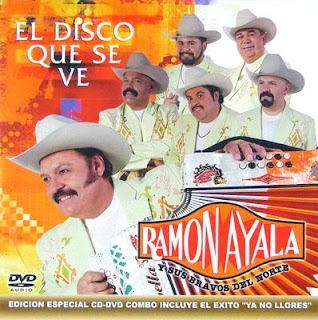 Disco Que Se Ve YA No Llores Mas Ayala Ramon 0719937400127 Discografia Ramon Ayala (53 Cds)