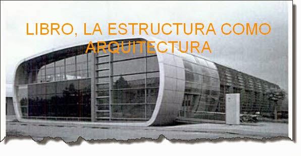 Libro la estructura como arquitectura base de datos de for Estructura arquitectura