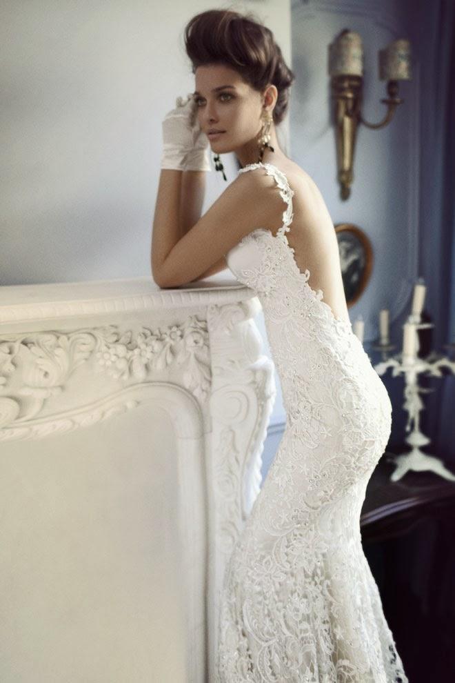 Short Lace Wedding Dress With Open Back Wedding Dress Maker