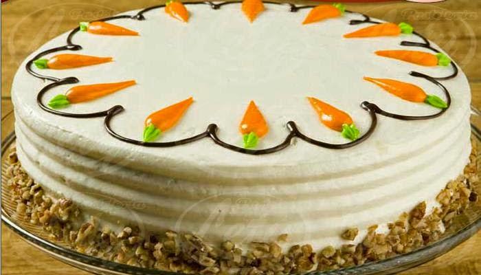 Cocinar Pastel de Zanahoria