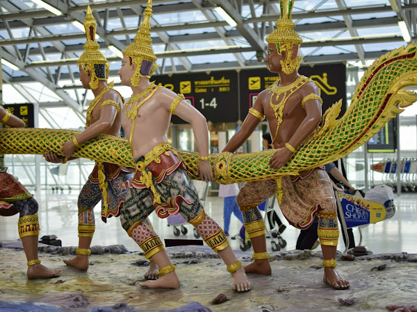 Travel Diary : What to do in Bangkok in one day?