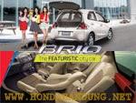 Interior Mobil Honda Brio Satya