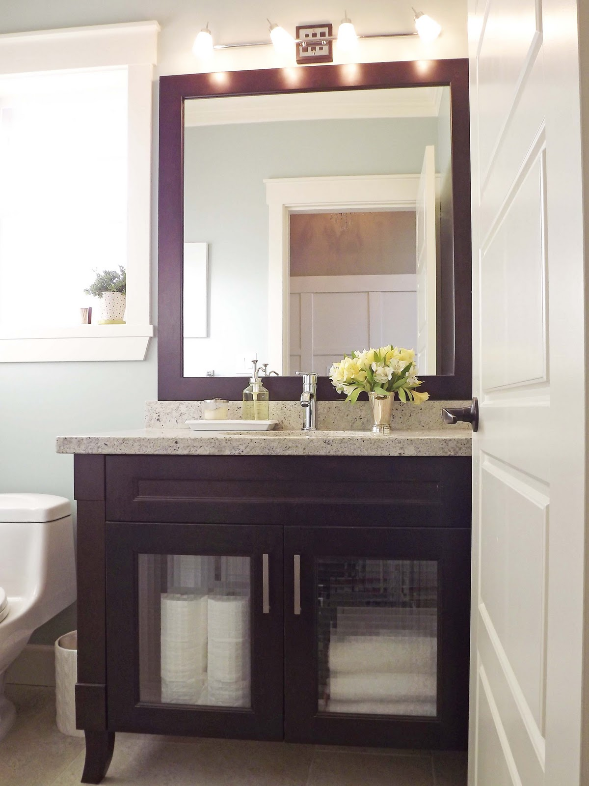 Powder Room Reveal