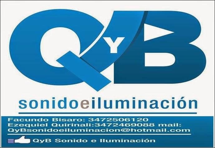 ESPACIO PUBLICITARIO: Q Y B SONIDO E ILUMINACIÓN