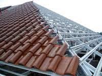 Rangka atap/kanopi