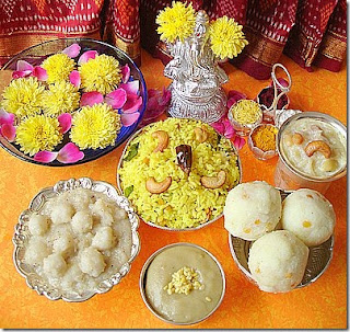 Vinayaka Chavithi Recipes