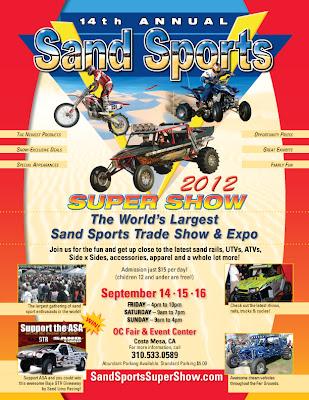 2012 Sand Sports Super Show