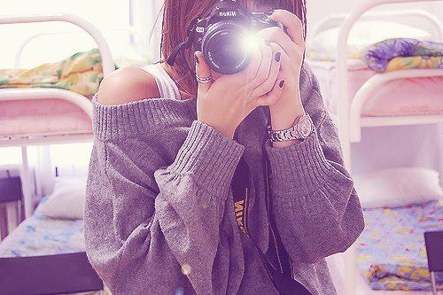 Amo la fotografia y con ello lo que vino.