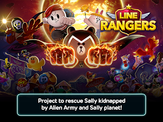 Download LINE Rangers v3.0.5