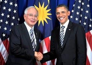 Lawatan Obama Tingkat Hubungan AS-Malaysia Kepada Perkongsian Komprehensif