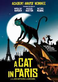 Xem Phim Cuộc Sống Của Mèo - A Cat In Paris 2010