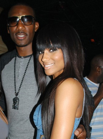 New Couple Alert: Ciara And NBA Star Amar'e Stoudemire