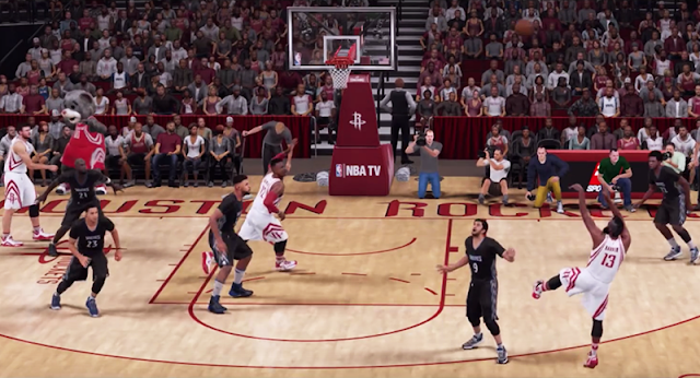 NBA 2K16's New Rating System
