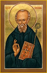 Saint Columba, Hope of the Scots, Pray for Us