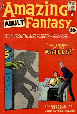 Amazing Adult Fantasy #8, The Krills