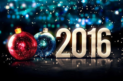 Happy New Year 2016 Wallpapers for OnePlus X