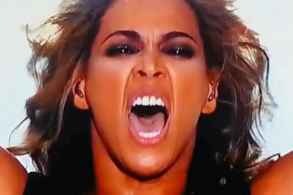 The Conspiracy Zone Beyonce The Super Bowl Sasha Satan And