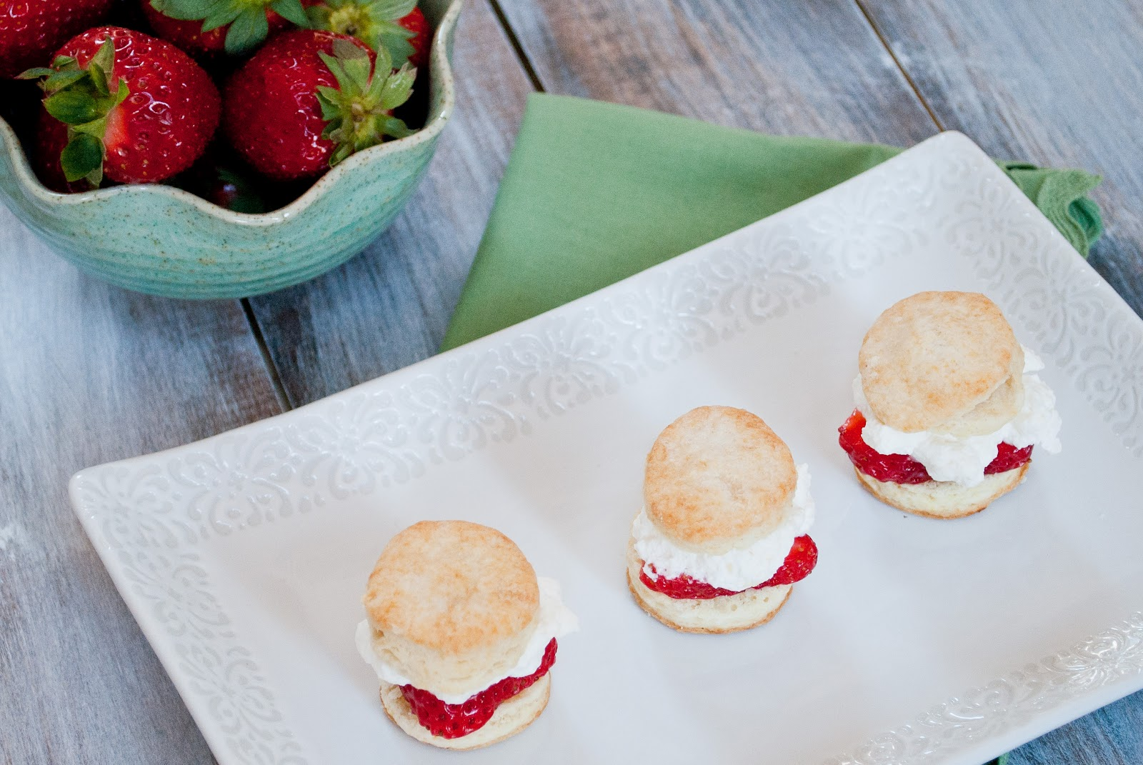 Ryan Bakes: Strawberry Shortcake Sliders for a Virtual ...
