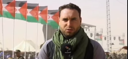 Sergio Rodrigo. Refugiados saharauis exigen reconocimiento