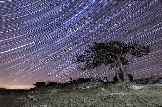 Star Trails 11