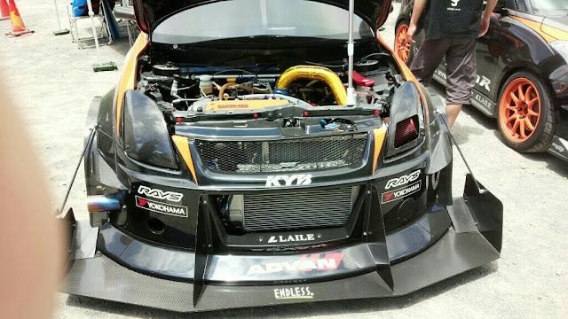 D Language Suzuki Swift Sport ZC31S