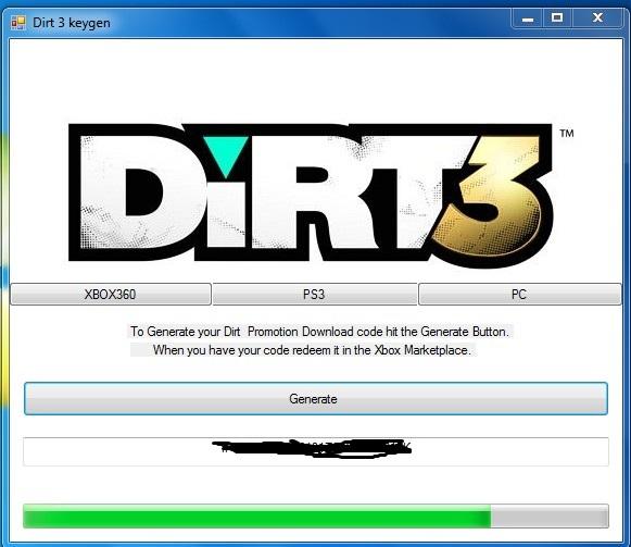 Dirt 3 как создать профиль - 3dfuse.ru