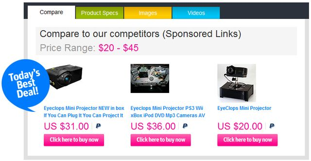 Buy Mini Projector Christmas Sale