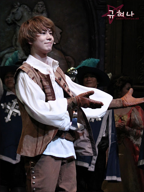 Kyuhyun The Three Musketeer 9