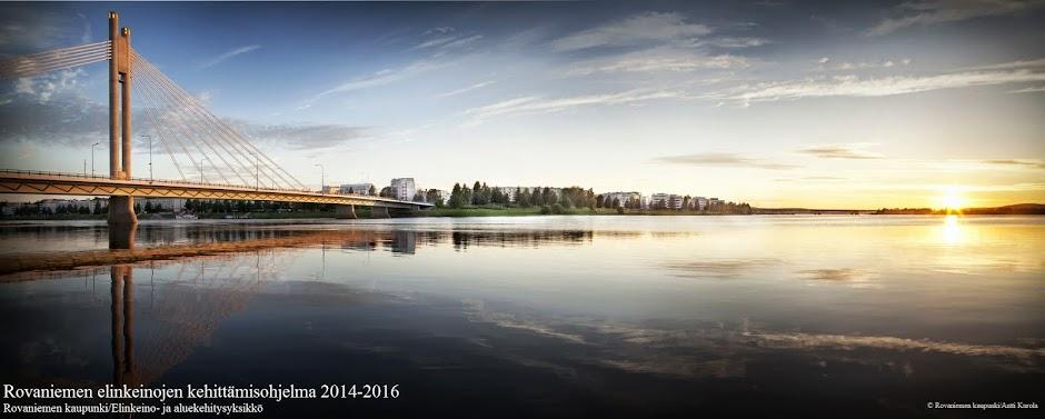 Rovaniemen elinkeinojen kehittämisohjelma 2014-2016