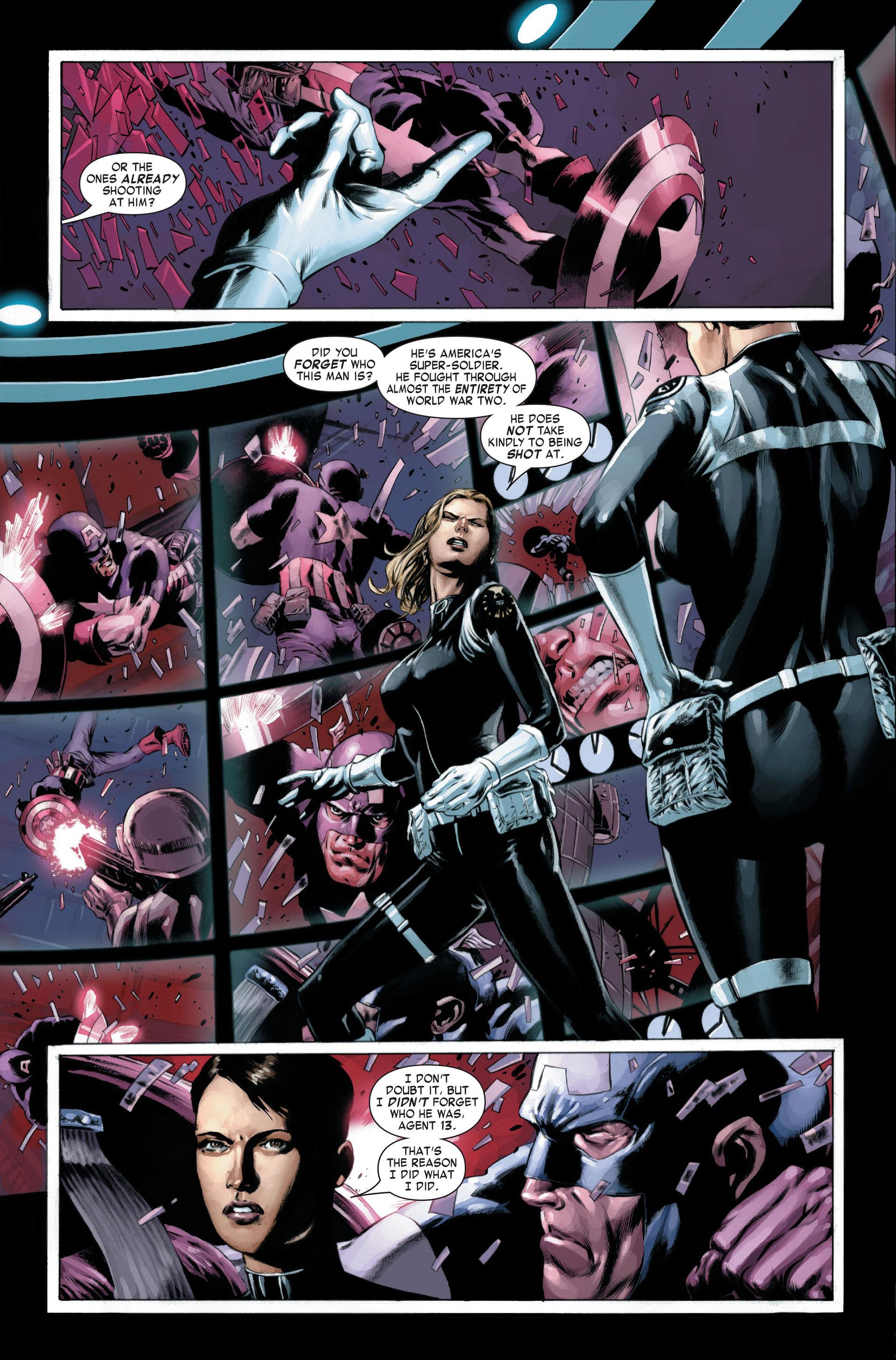 Captain America (2005) Issue #22 #22 - English 5