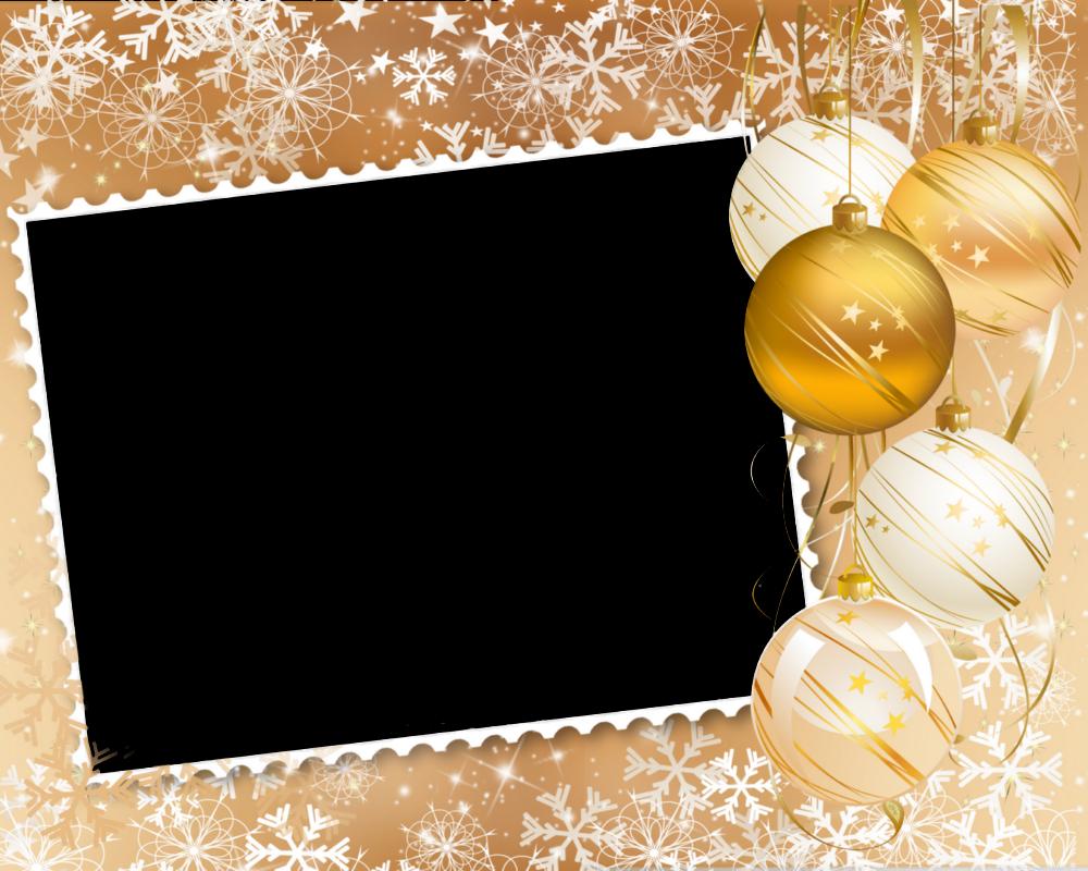 5 Elegantes Marcos para Fotos de Navidad. - AyudadeFacebook Online ...